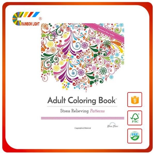 Ventas calientes hermosa Fantasía sueño libro para colorear de ...