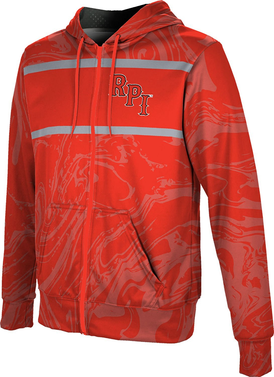 ProSphere Rensselaer Polytechnic Institute University Boys' Fullzip Hoodie - Ripple
