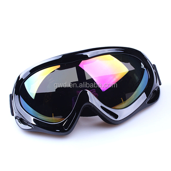 2016 anti UV newest design motocross googles printed high quality desert goggle
