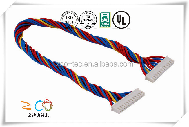 high quality flat cable wiring harness with china usb cable assembly machine, china usb cable assembly machine wire harness adalah at crackthecode.co