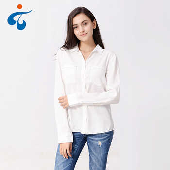 37378109471e 2019 latest design good quality wholesale casual fancy white blouse for  ladies