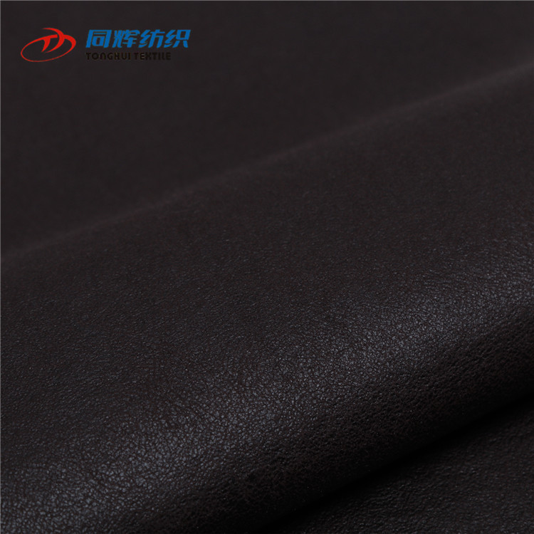 Wholesale China Textile Microfiber Polyester Printed Super-Soft sofa nonwoven Fabric
