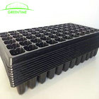 plastic plant vegetable nursery high quality seedling trays wholesale