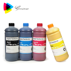 Professional non-toxic DTG Textile ink for NeoFlex 2 Digital Flatbed Printer