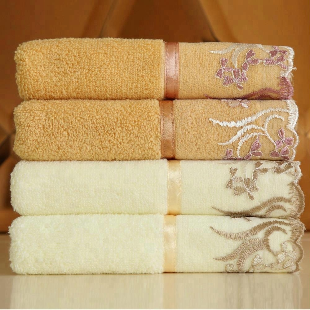 LongShow Beautiful And Generous Fine Material Lace microfiber beach Towel For Sale