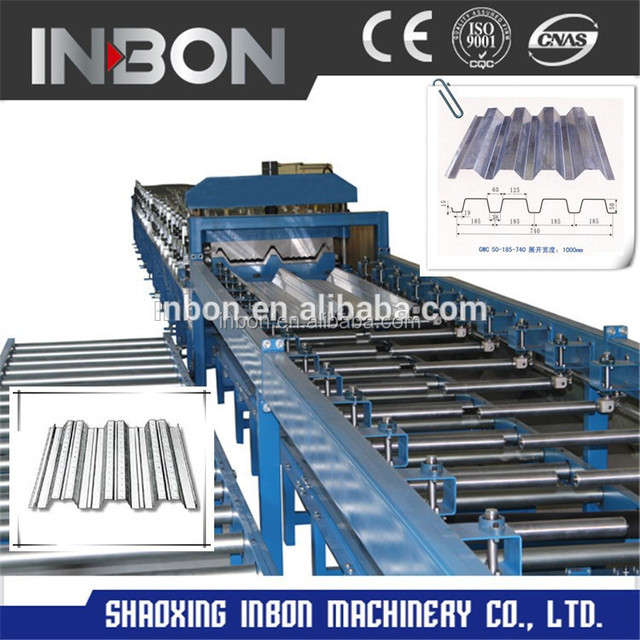 Automatic Siding Panel Roll Forming Machine for Steel Building
