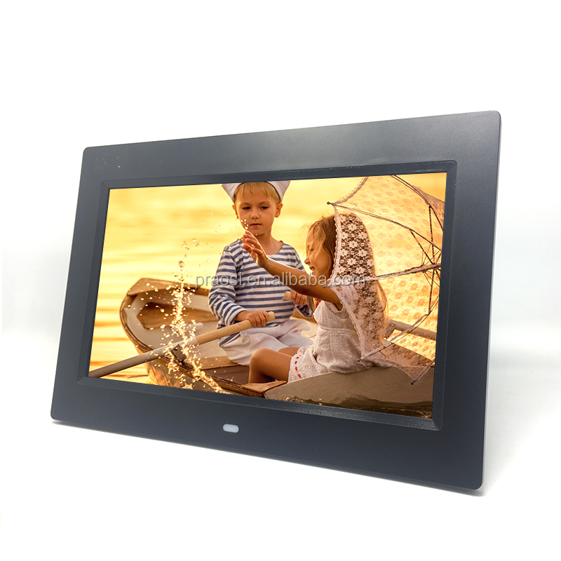 Large Screen Digital Photo Frame Resolution High 10.4 Inch / Picture ...