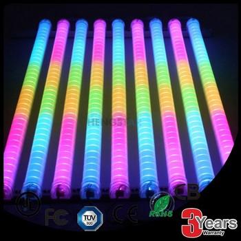 China Lamp Tube Ball Dmx Building Lamp Direct Buy Led Direct Rainbow Tube Curtain Led Led Media Light Led Rgb Facade For Light Digital Light China 80kwPXOn