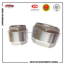 Pipe fittings coupling