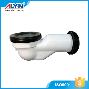 Toilet PP pan connector