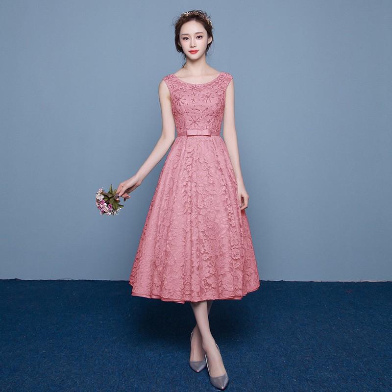 c230698bcb9c W1131 2016 Annata sposa rosso abito da damigella con haute cameriera sposa  dress quattro colori abito