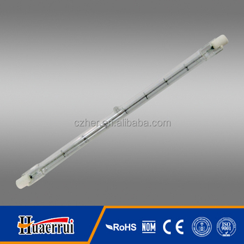 Widely Use Quartz Halogen Infrared Heater Lamp - Buy G9 Halogen ...