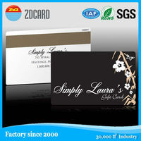 fashion iso pvc id cardstandard credit card sizesmart card