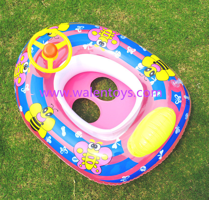 Big Animal Swim Ring Pool Float,Inflatable Baby Seat Ring - Buy ...