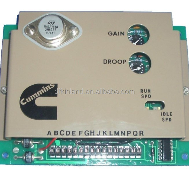 Speed Control Unit 3032733 for Generator Parts