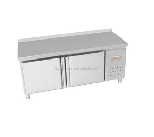 Reliable quality undercounter display refrigerator,commercial used salad bar