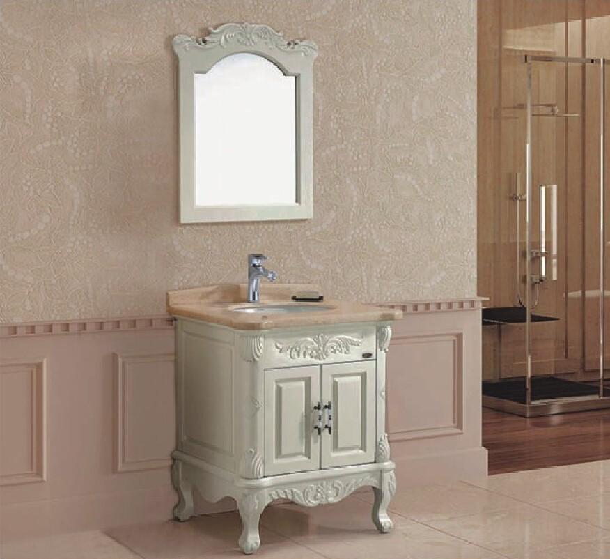 european antique bathroom design furniture solid wood bathroom vanity  cabinet 3048 - buy bathroom vanity cabinet,solid wood bathroom vanity