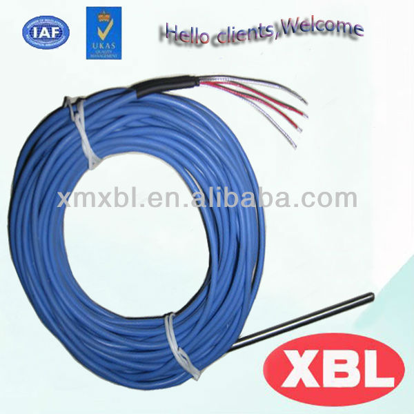 Pt-100 Rtd Thermocouple 4 Wire - Buy Pt100 Thermocouples,Pt100 Platinum on