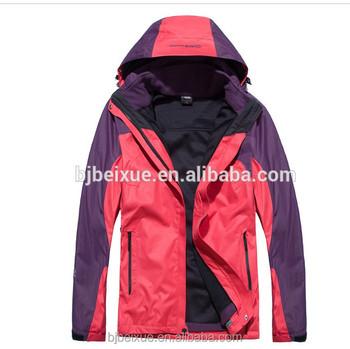 New Pant Coat Design 2018 Womens Coat Windproof Winter Jackets