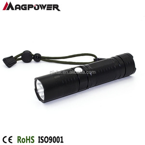 Magpower high quality none trigger start torch usb torch 1km torch light