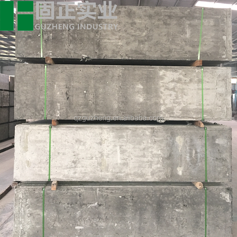 Cheap Price Non-asbestos Fiber Cement Board / Fire Resistant Exterior Sidding Wall Panel Fiber Cement
