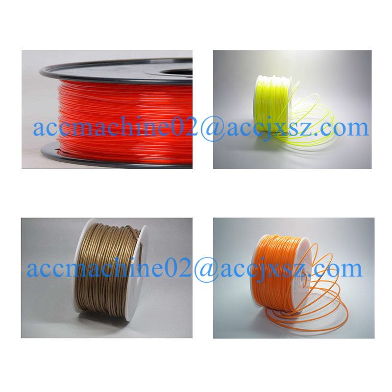 PLA Plastic 3D filament printing extrusie machine/Lab filament printer extrusie