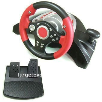 Game Racing Wheel for all video game consoles
