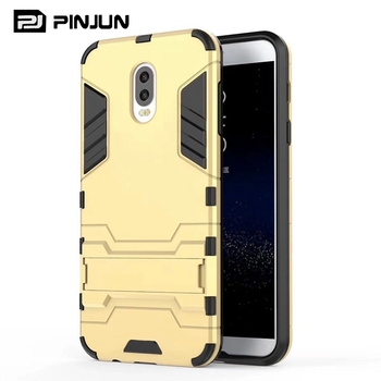 brand new 5aa76 6eab6 Iron Man Rugged Anti-shock Armor Kickstand Case For Samsung Galaxy J7 Plus  / J7+ Back Cover - Buy Case For Samsung Galaxy J7 Plus,Kickstand Case For  ...