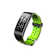 fitness tracker sleep monitoring bluetooth intelligent bracelet call reminder smart bracelet band