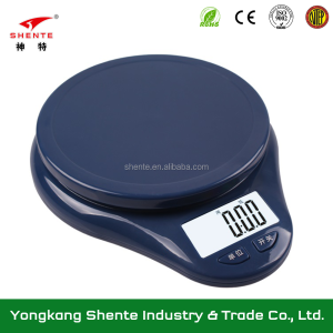 Household 5KG Electronic Kitchen Scale,Multifunction Digital Kitchen Scale