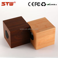 2014 High quality wood bluetooth speaker cd player