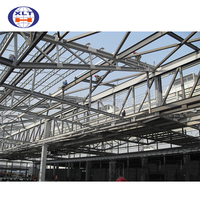 Fast build construction steel structure building prefab house warehouse from china