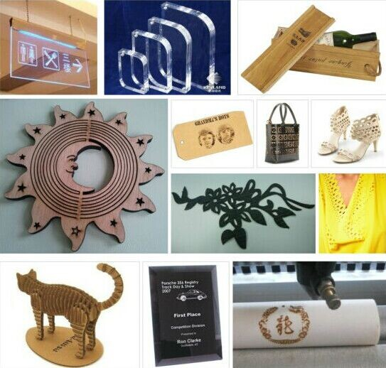 laser cut stencil machine