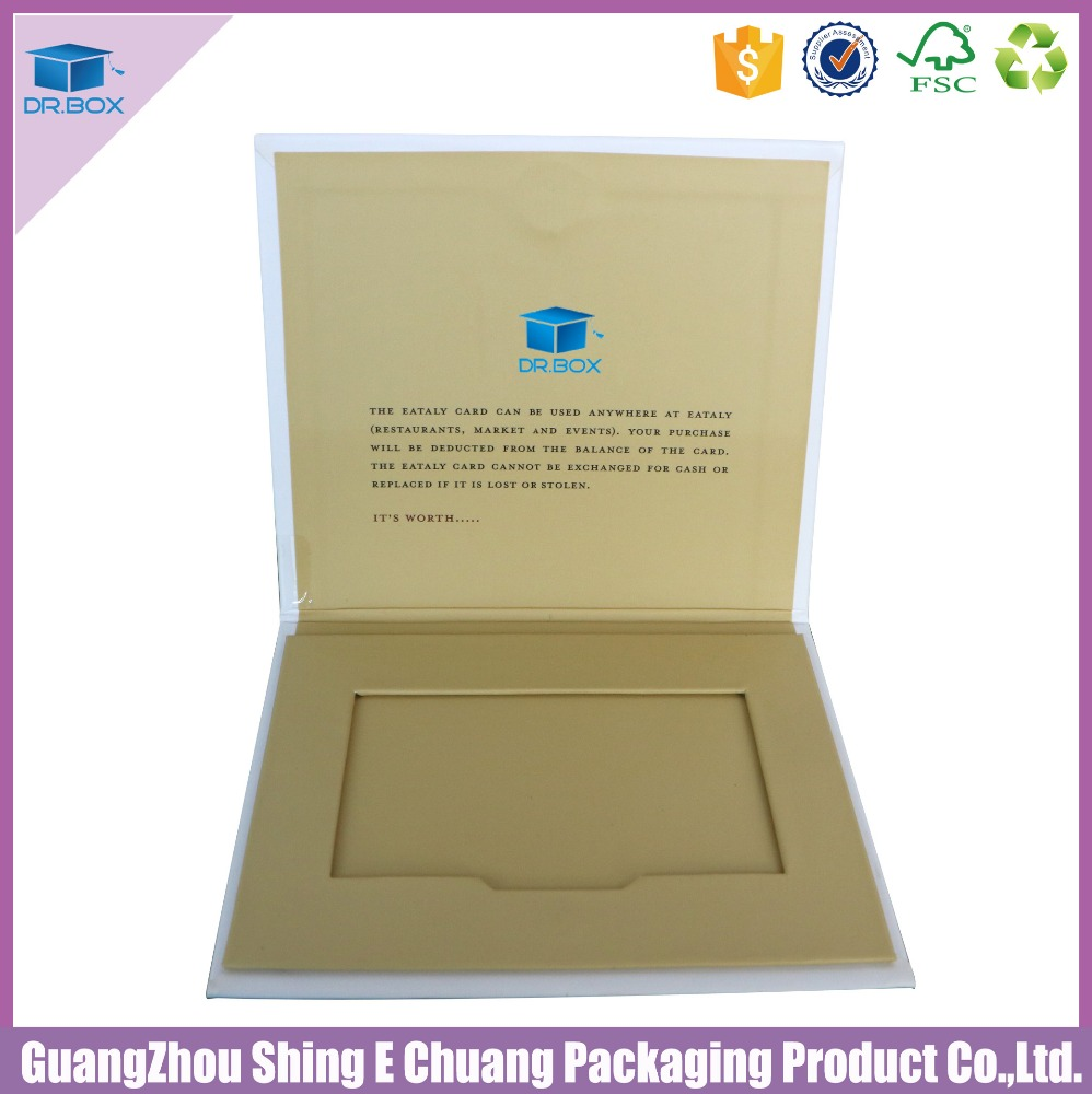 Rigid Card Box, Rigid Card Box Suppliers and Manufacturers at ...