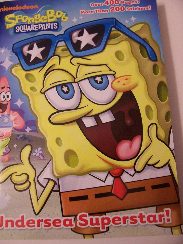 Buy Spongebob Squarepants Super Jumbo Coloring Book ...