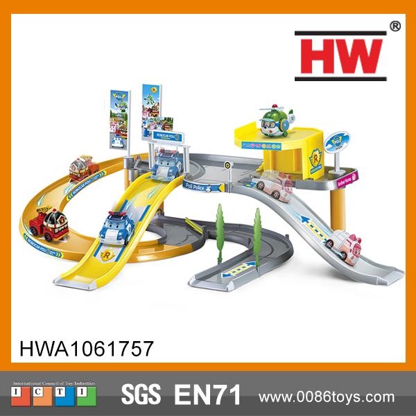 e430fde62 الأكثر شعبية مرآب السيارات المسار سيارات لعبة من ألعاب للأطفال-ألعاب ...