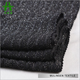 New Pattern Knit Polyester Spandex Pleated Silver Lurex Fabric For Dress