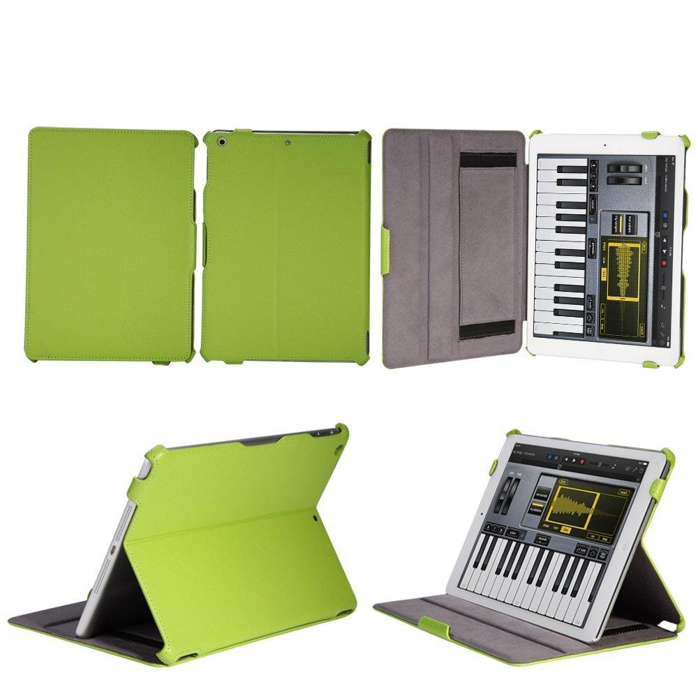 Buy iPad Air Case - Bear Motion for iPad Air - 100% Genuine Leather