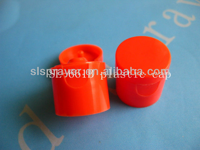Plastic Flip Top Cap 18/415