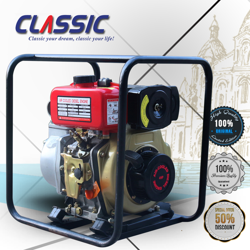 CLASSIC CHINA 4 Inch Price Of Diesel Water Pump Set,Portable Diesel Pump sets,agriculture water pump by diesel engine