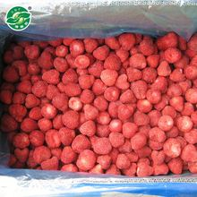 Export standard iqf frozen strawberry