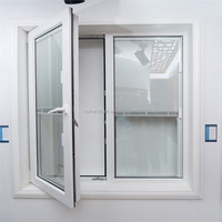 Factory Direct Prices Cheap House Upvc Windows and Doors