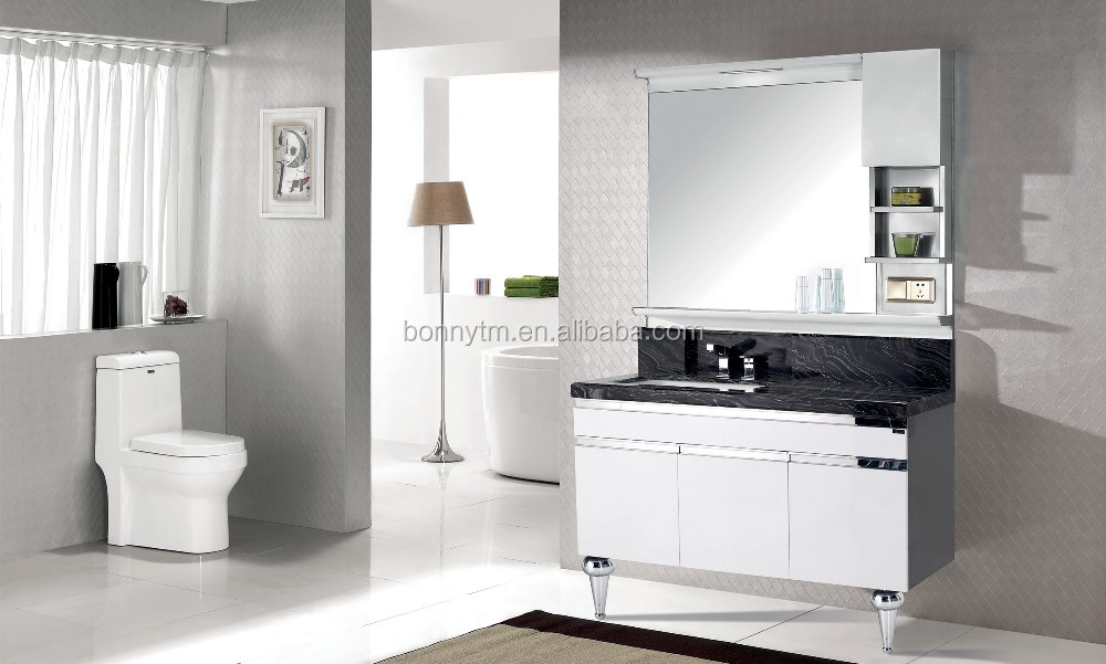 Economic bathroom vanity 600mm 800mm white black brown pink fasional bathroom furniture buy - Economic bathroom designs ...