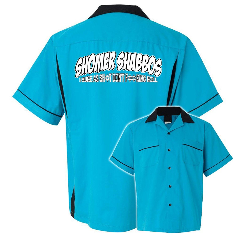 Shomer Shabbos Stock Print on Classic Bowler 2.0