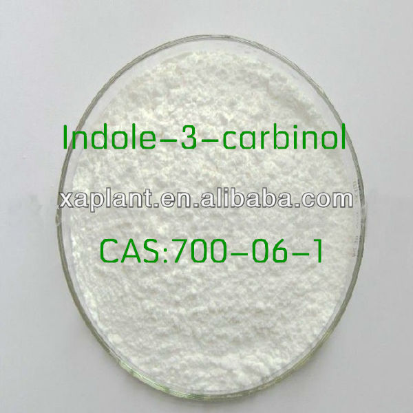 GMP Manufacturer Indole-3-carbinol Powder prevent cellular damage caused by free radicals