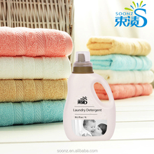 Fragrant Flavor liquid laundry detergent to remove tough stains