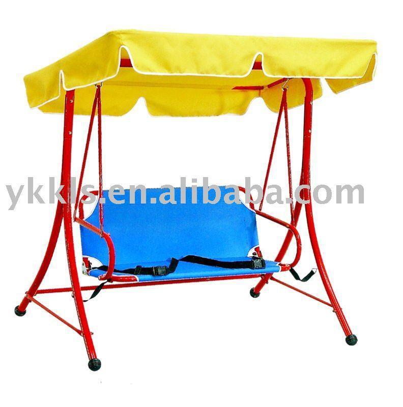 Indoor Swing Chair For Children/Kids Double Swing Chair/Metal Kids Outdoor  Double Seat