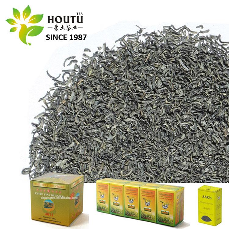 Chinese green tea the vert de chine extra chunmee 9371 for Africa - 4uTea | 4uTea.com