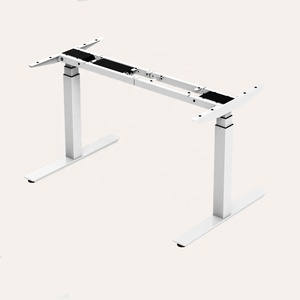 Classics Electric Standing Desk Frame 2 Memory Buttons LED Height Display Dual Motors