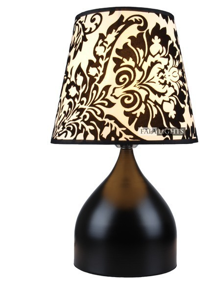 Get Quotations · Hot Selling High End Modern Brief Fashion Button/Dimming  Switch Table Lamps,Desk